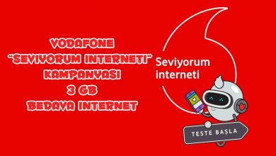 Photo of Vodafone Seviyorum İnterneti Testi 2020 Anket 3 GB