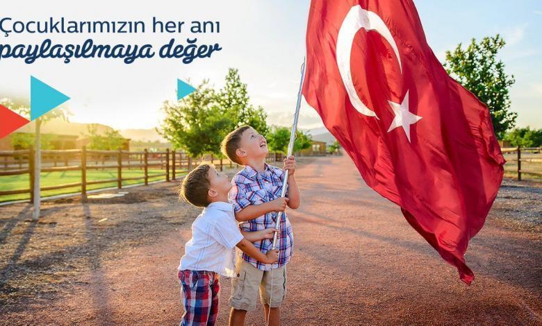 türk telekom 23 nisan hediyeleri