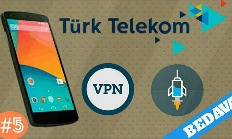 Türk Telekom Bedava İnternet Ayarları