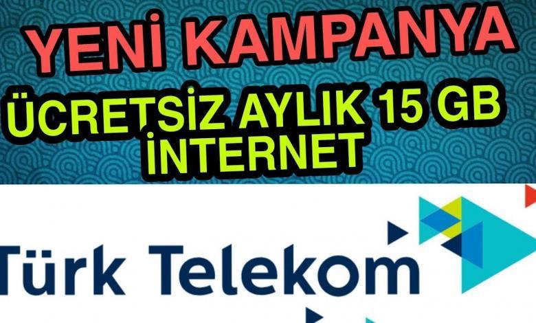türk telekom hediye bedava servisler