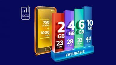 Photo of Türk Telekom Mobilist 10 GB İnternet Paketi