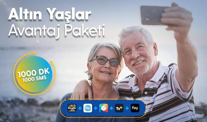 turkcell altın yaşlar tarifeler paketler
