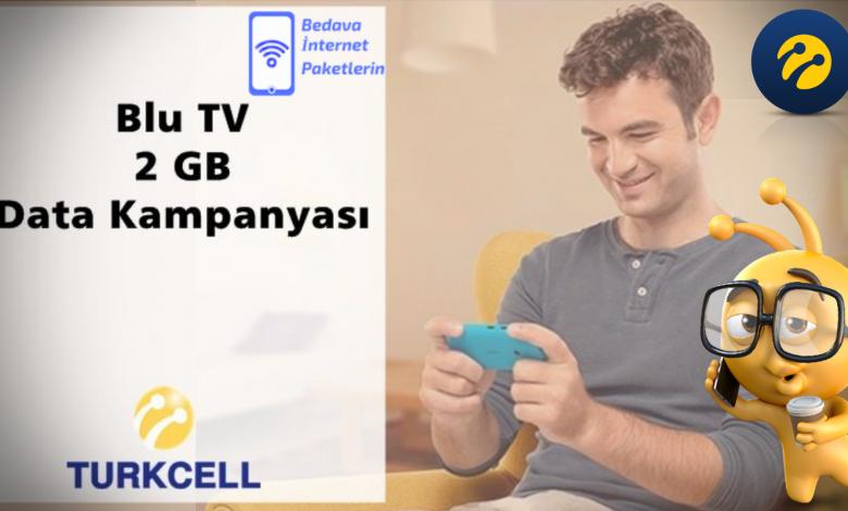 turkcell blutv internet abonelik paketleri