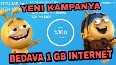 Photo of Turkcell Faturalı Hat Alma ile Bedava İnternet 2020