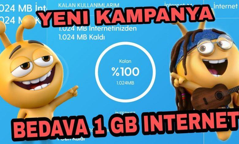 Turkcell Faturalı Hat Alma ile Bedava İnternet