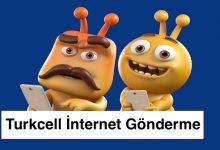 Turkcell Hediye İnternet Gönderme