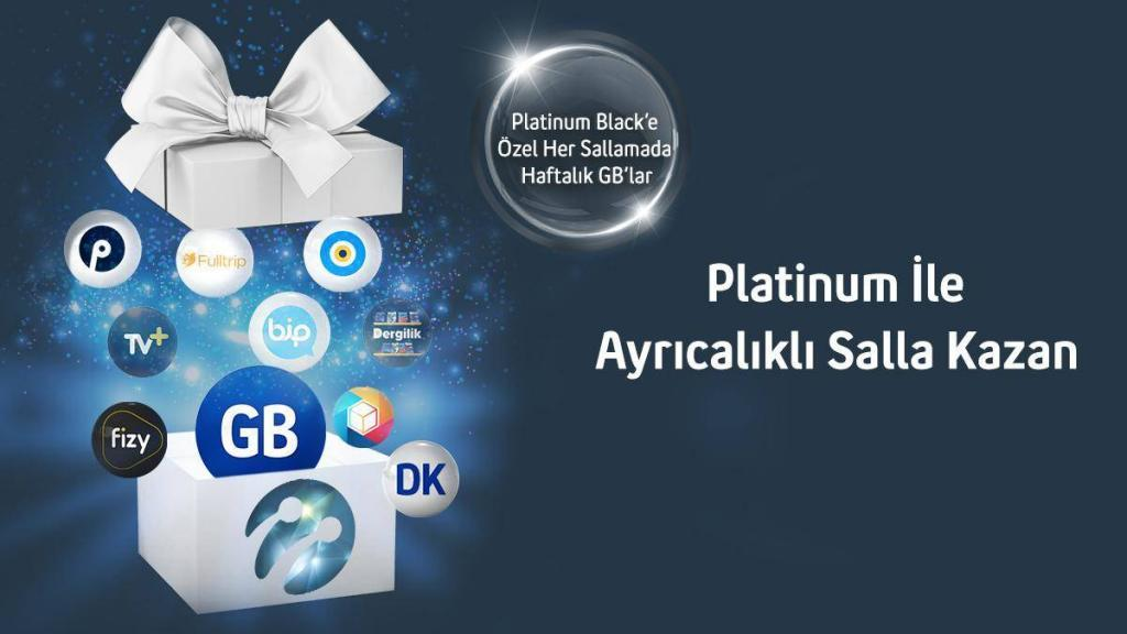 platinum tarife paketler