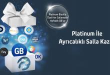 Turkcell Platinum Kampanyalı Ayrıcalıkları