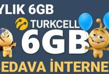 Turkcell Ücretsiz İnternet Kampanyaları