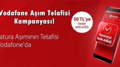 Photo of Vodafone Aşım Telafisi İade Nasıl Yapılır?