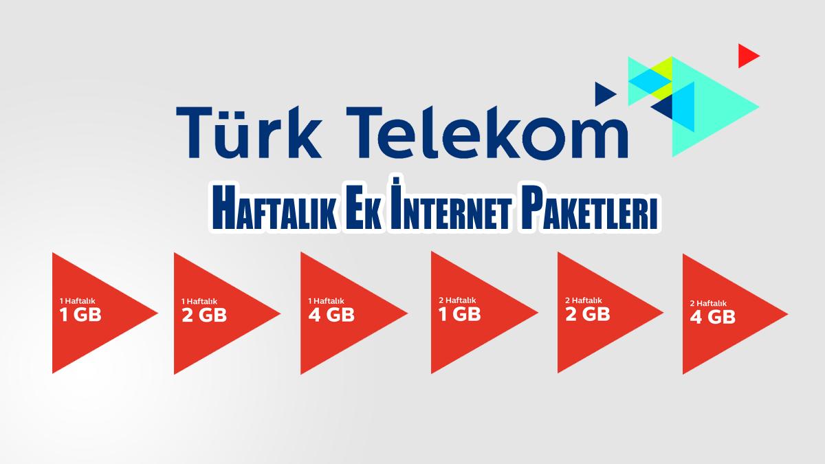 Photo of Türk Telekom 2020 Hediye İnternet Nasıl Yapılır?