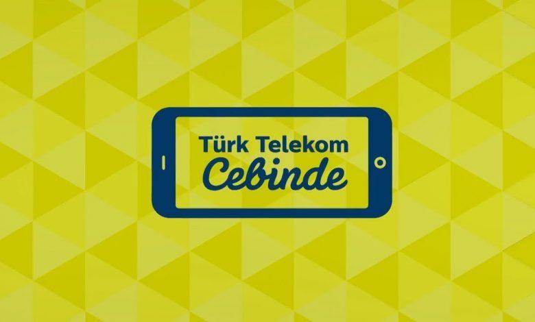 Türk Telekom Faturalı ve Faturasız Tarife Paketleri