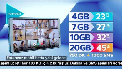 Türk Telekom Faturasız Ucuz Paketler