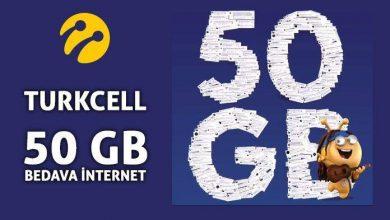 Photo of Turkcell 50 GB İnternet 50 TL – 2020 Fırsat Paketi