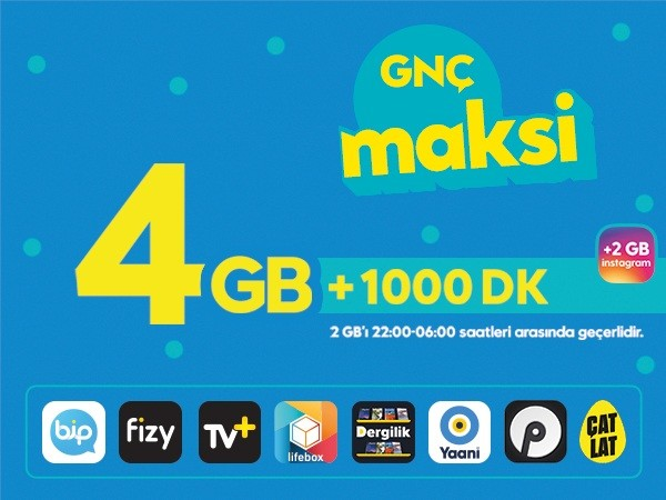 Photo of Türkcell Gnç Paket Şartları ve Avantajları