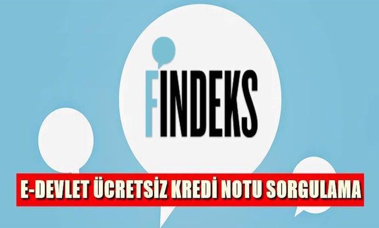 SMS ile Ücretsiz Findeks Kredi Notu (Öğrenme) Sorgulama