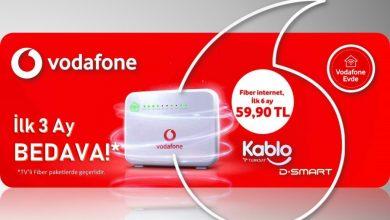 Photo of Vodafone Sınırsız Ev İnterneti 2020 Kampanyası