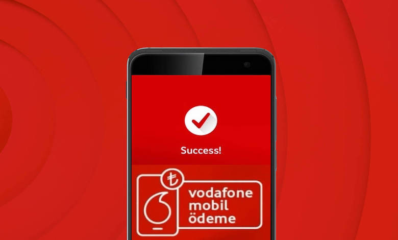 Vodafone Mobil Ödeme Açma, Kapatma ve Limit Ücretleri