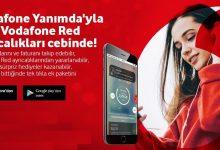 Vodafone Red Avantajları