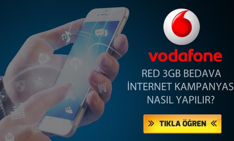 vodafone red 5gb internet