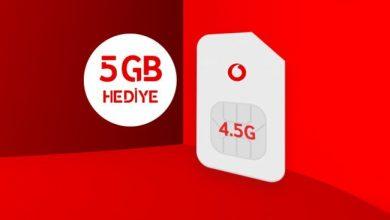 Vodafone Devreden Uyumlu Tarifeler