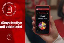 Vodafone Yanımda Uygulaması Kampanyaları