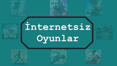 En İyi ve Güzel Çevrimdışı İnternetsiz Mobil Oyunlar