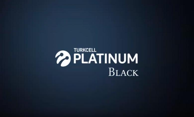 turkcell platinum black paket tarifeler