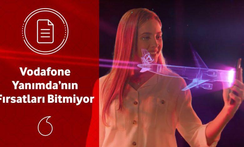 Vodafone Bana Ne Var? Fırsatlar Dünyası Kampanyaları