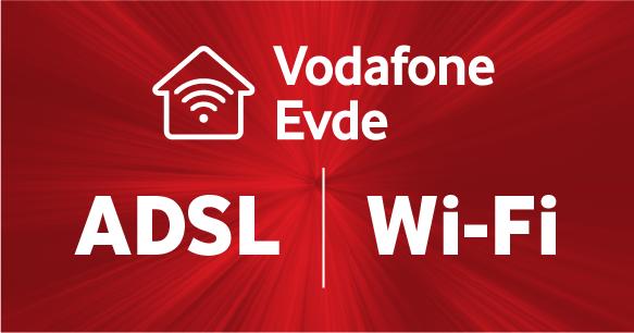 Vodafone Evde İnternet Paketleri ve Fiyatları
