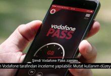 Vodafone Günlük, Haftalık ve Aylık Pass Paketleri