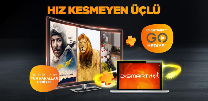 Photo of D Smart Go TV İzleme Paket Uygulaması