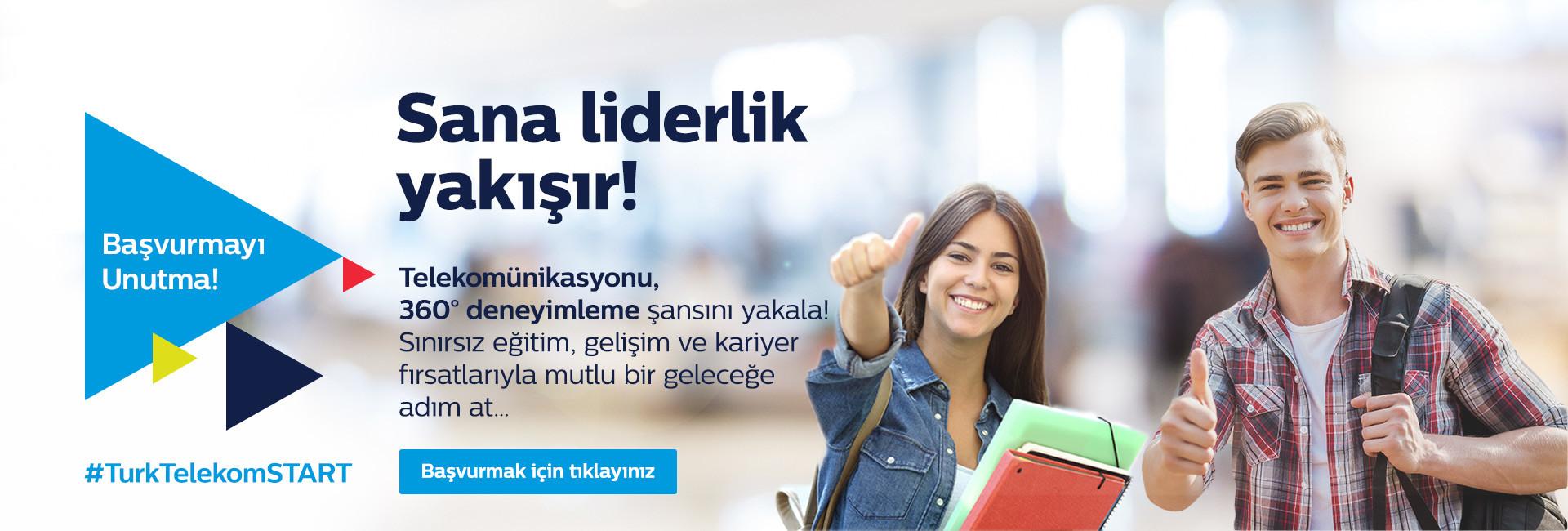 Photo of Türk Telekom Start ile Yetenekli Gençlere Kariyer