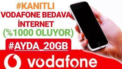 Photo of Vodafone Davet Et Kazan Arkadaşını Getir İnternet Kampanyası