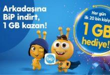 Turkcell Bip Bedava İnternet