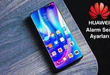 Huawei Alarm Sesi Değiştirme ve Titreşim Kapatma