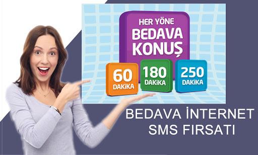 türk telekom avea bedava konuşma paketi