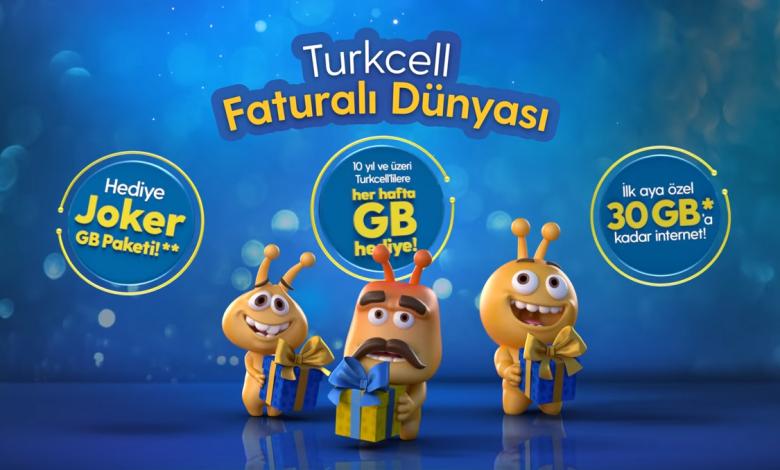 turkcell 30 gb bedava hediye internet