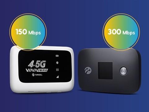 Turkcell Mobil Wifi (VINN) Modem Tarife Paket Fiyatları