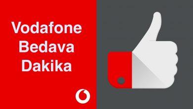Vodafone Bedava Dakika Yapma Hilesi