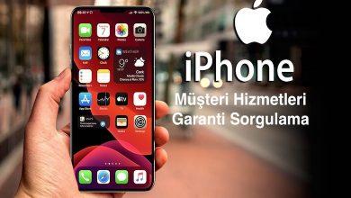 iPhone Müşteri Hizmetleri Numarasına Direk Bağlanma