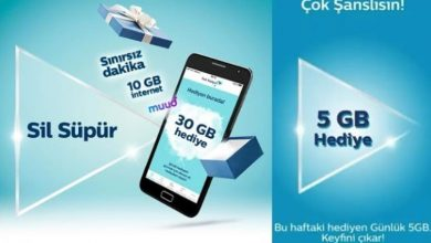 Photo of Türk Telekom Vınn Bedava Gb İnternet Kampanyası