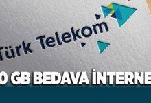 Türk Telekom Hediye İnternet