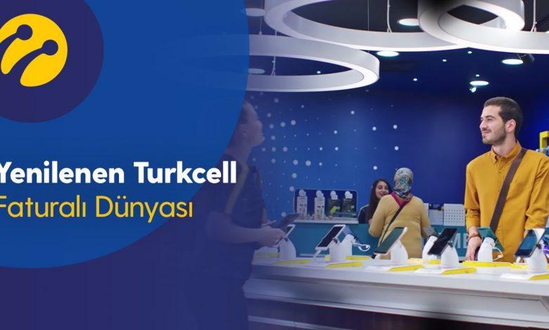 Turkcell Faturaya Ek Telefon ve Tablet
