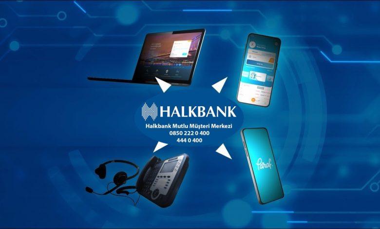 Halk Bank Müşteri Hizmetlerine Direk Bağlanma