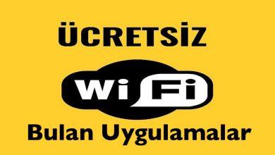 Ücretsiz Wifi Bulan Uygulamalar Bedava Wifi Noktaları