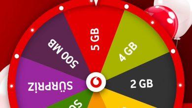 Photo of Vodafone Bedava İnternet Kazanma 2020 Kampanyası
