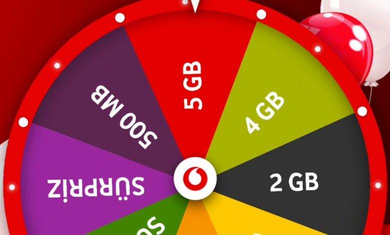 Vodafone Ücretsiz İnternet Kampanyaları