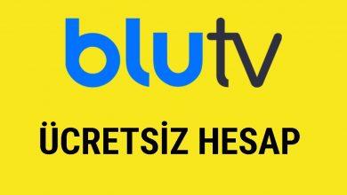 Photo of Bedava Blutv Üyelik Hesapları 2020 ile Blutv İzleme