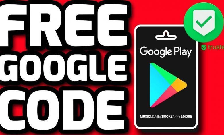 Bedava Google Play Kodları